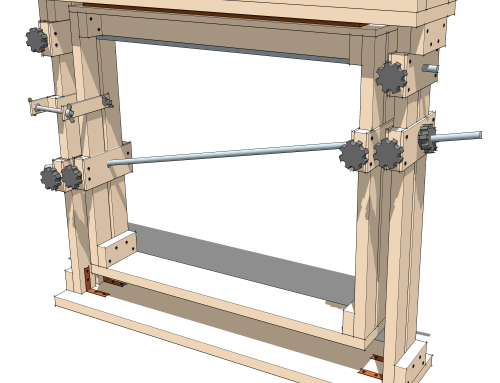 DIY – Plan for a Fingerboard radius jig