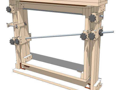 DIY – Plan for a Fingerboard radius jig